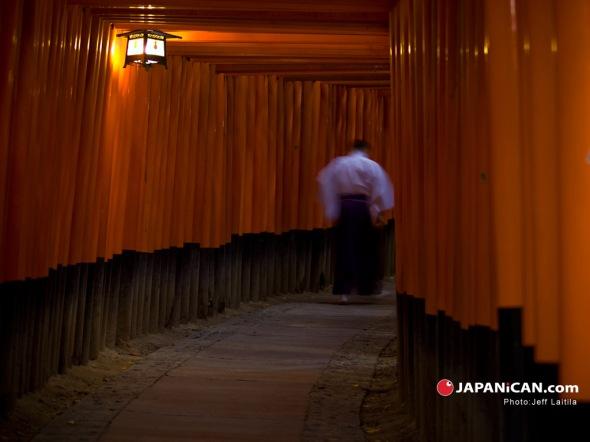 couloir torii