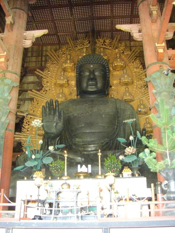 le bouddha de 15m