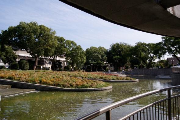 parc près de sumiyoshi