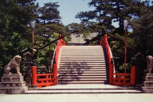 pont  Sumiyoshi