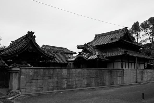 temple à sakai
