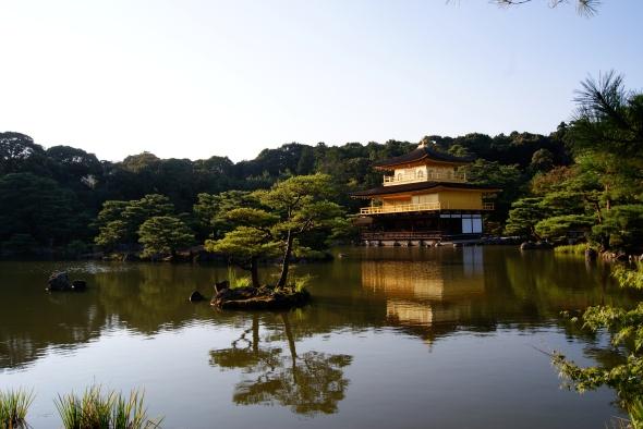 Kinkakuji le pavillon doré