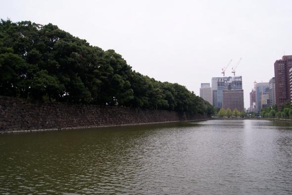 palais impérial, Tokyo