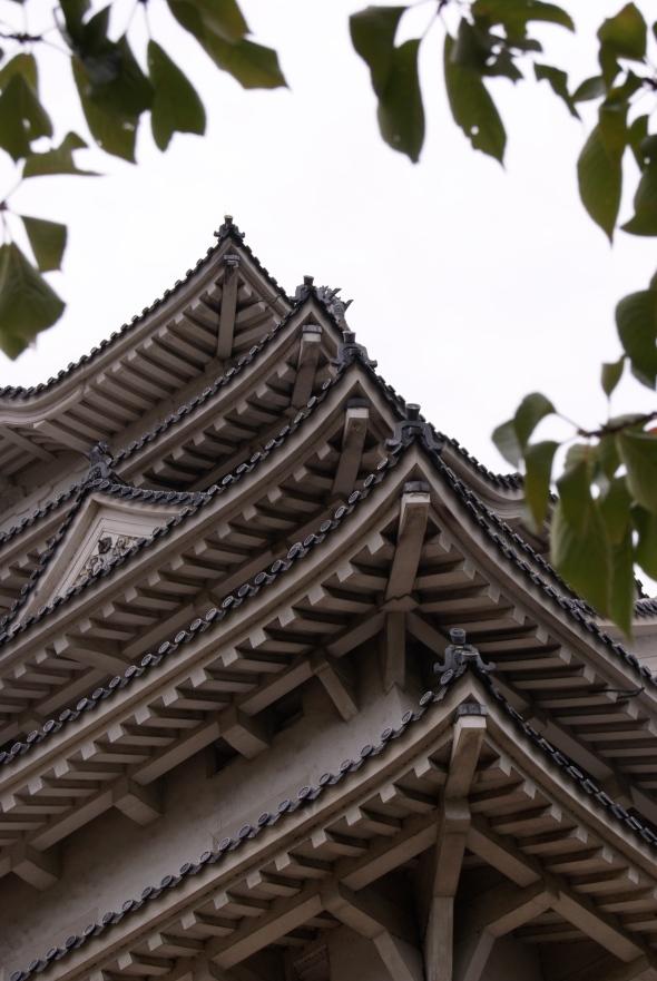 toits en pagode