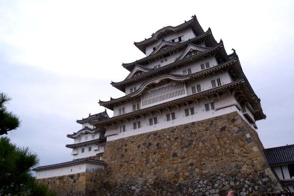 tour principale d'Himeji-Jô